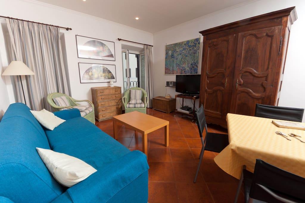 Campo de Fiori apartment