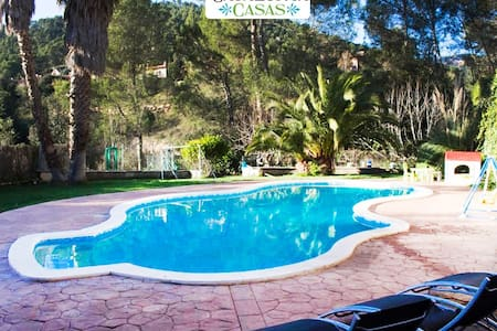Pleasant family villa in Matadepera, located right outside of Barcelona! - Barcelona Region - Villa