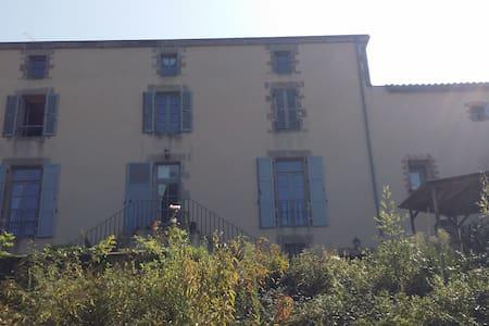 maison bourgeoise tres spatieuse - Stadswoning