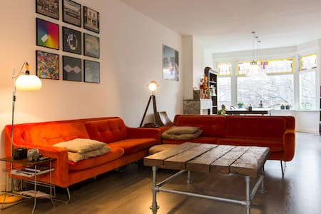 Apartment w/ rooftop terrace - Rotterdam - Apartment