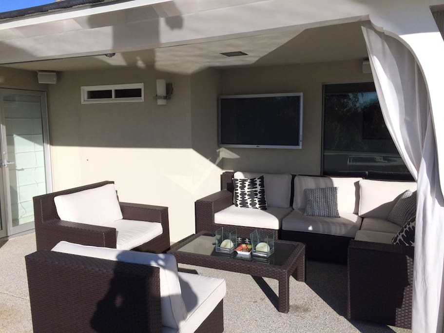 Hollywood Hills With Pool And View Houses For Rent In