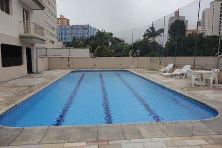 apartamento santo andré vila assunção 3 garagens - Santo André