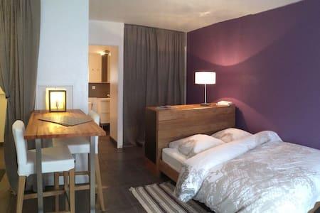 Zentral: Un studio en centre ville - Gif-sur-Yvette - Apartment