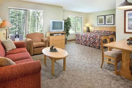Canmore-Banff Resort 1 Bd Condo #2
