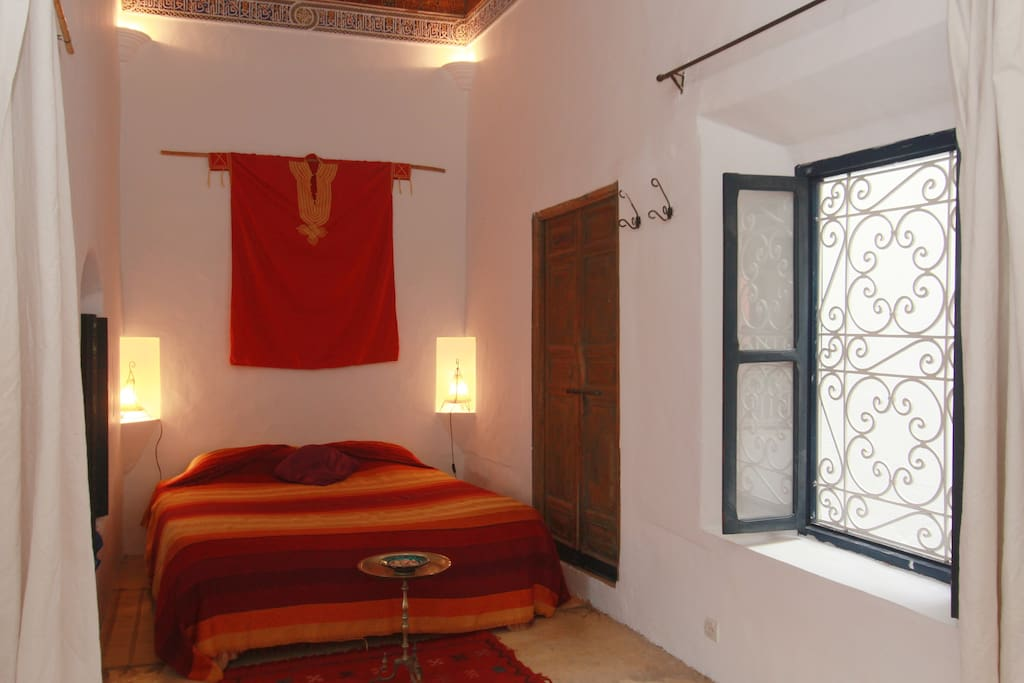 Marrakech central Arbaa room