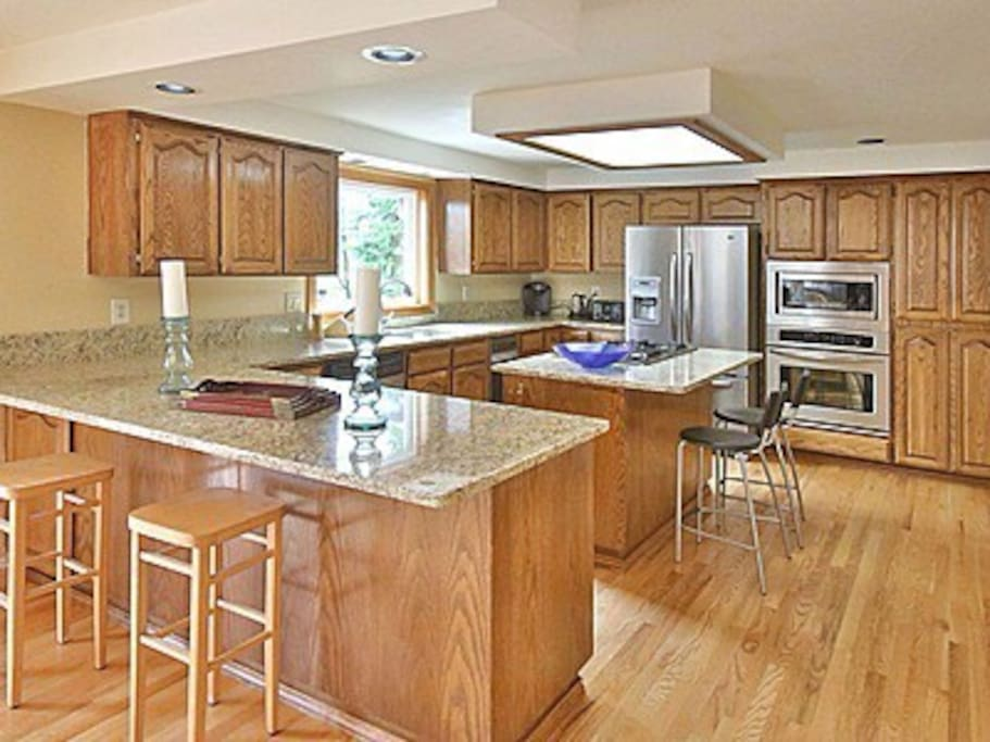 Perfect kitchen to prepare your meals