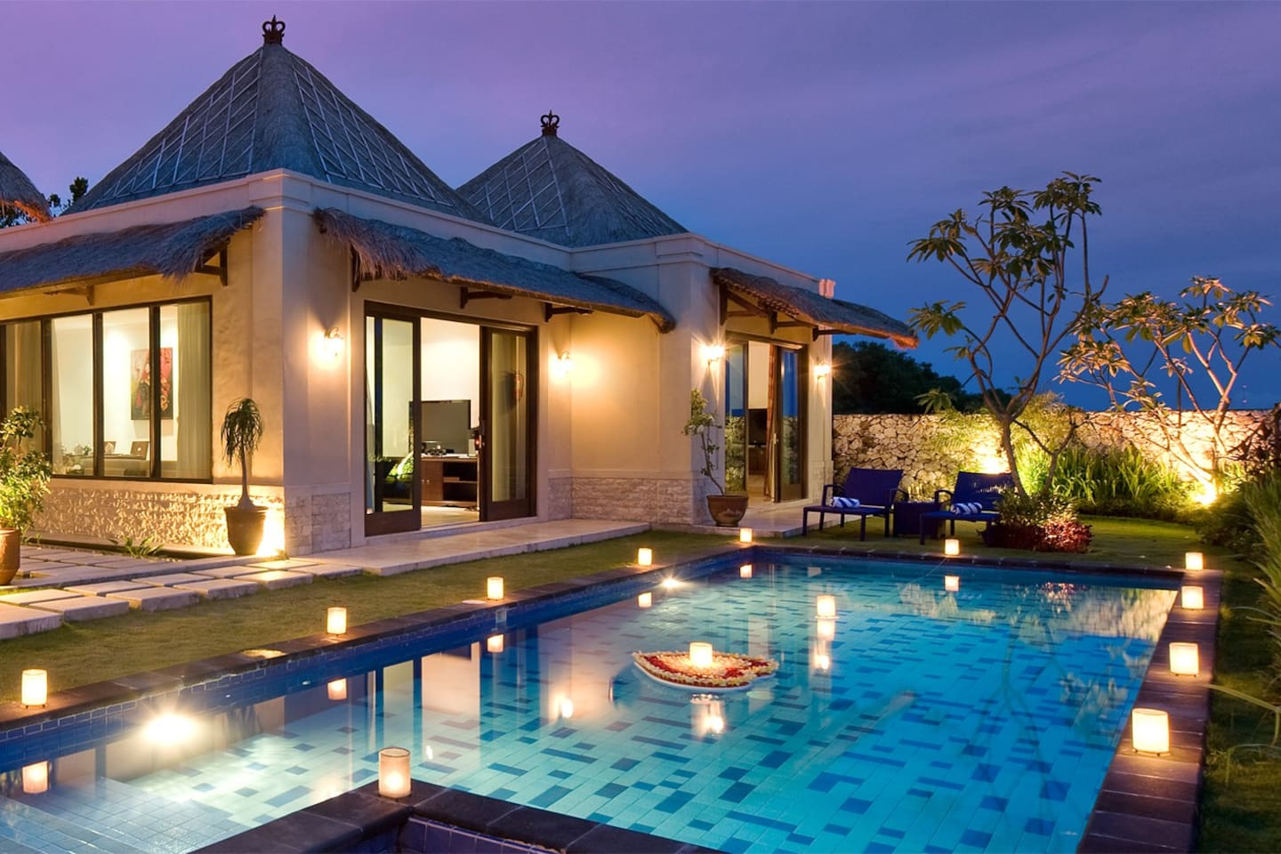 Two Bedroom Villa with private pool and ocean view