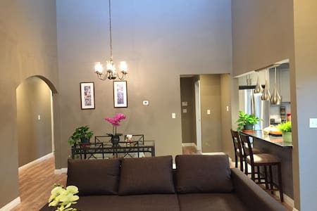 Lovely Home welcome your stay - Foster City - Reihenhaus