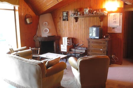 Chalet Parco Nazionale Della Sila - Villaggio Mancuso - Sommerhus/hytte