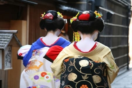 In GION Geisha district /Best for night life! - Kyōto-shi - Appartement