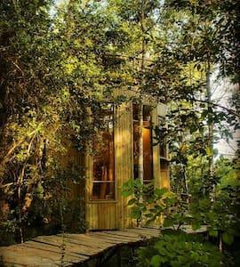 Nidales Parque Ecológico  Reussland - Cañete  - Loftlakás