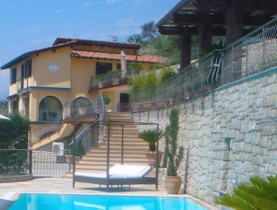 Lux Italian Villa Near Bordighera - Perinaldo - Villa