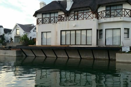 St Francis Bay Canals - House