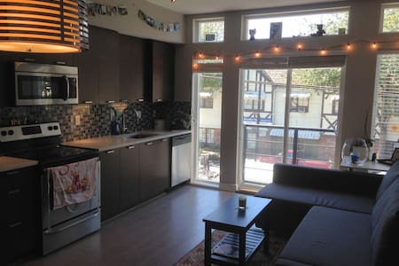 Fraser Street - Beautiful 1 bedroom apartment - Vancouver - Appartamento