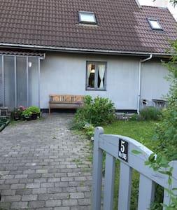 Charming home with large garden - København