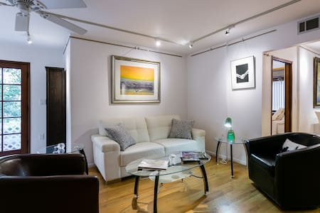 Hollywood Hills Contemporary 2BD 2BR Guest Apt - Los Angeles - Apartament