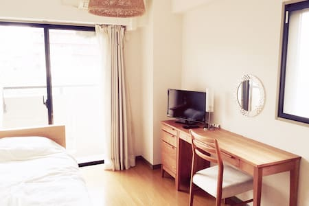 10min. from Tokyo, Ginza station - 江東区 - Apartment