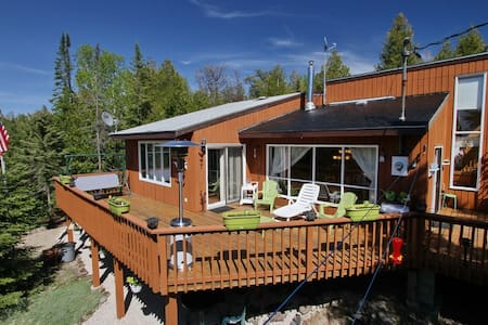 CANAM Resorts - CANAM Lake House - Tobermory