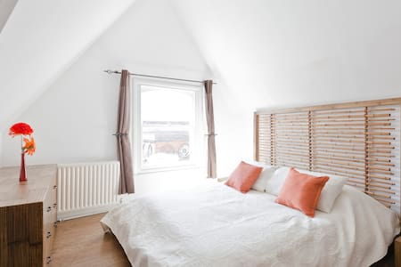 Cosy and Bright flat with parking! - Appartement