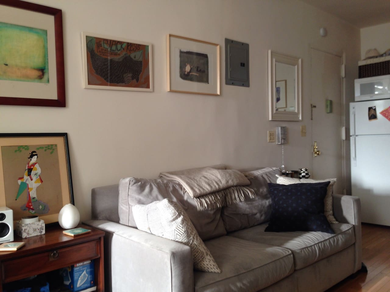 Cute and cozy Gramercy apartment