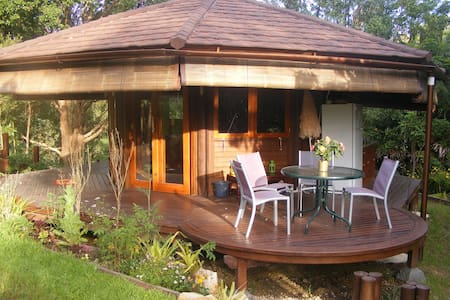 Mullumbimby Honeymoon Cottage - Kabin