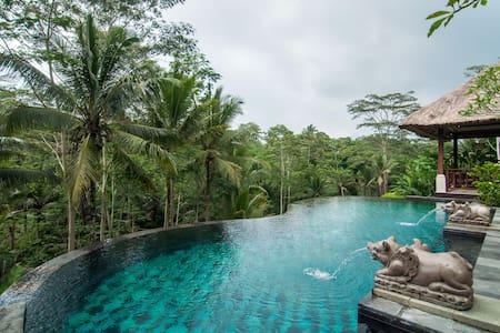 Villa Amrita Ubud Bali One Bedroom