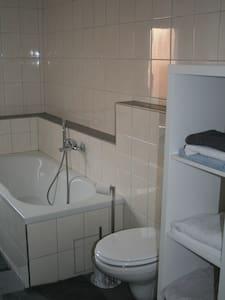 zentral gelegene, helle Wohnung , sehr gepflegt - Wohnung