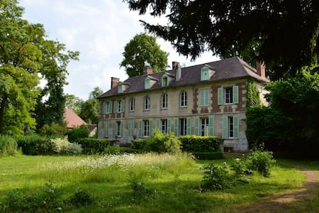 Lovely flat, Picardie countryside - Appartement