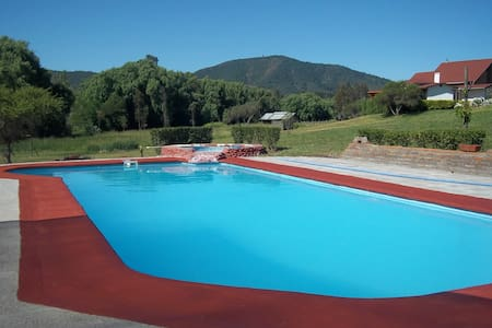 Villa country house near Santiago - Hus