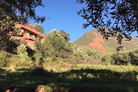 Chez Yahia, au coeur de l'Ourika - Bed & Breakfast
