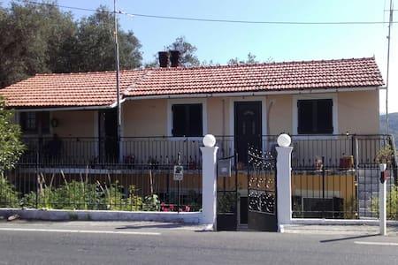 Villa kastri - Corfu - House