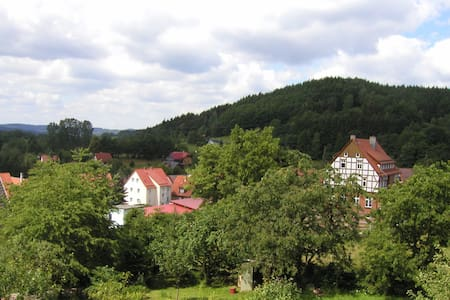 Ferienhaus Fernblick - Haus