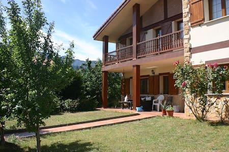 Casa Aitzondo-Naturaleza/rutas - Chalet