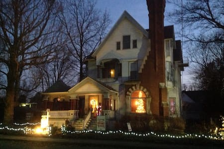 An available room in our B&B - Taylorville - Bed & Breakfast