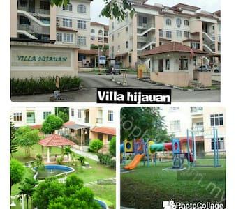 Homestay johor nearby bukit indah - Skudai - Apartment