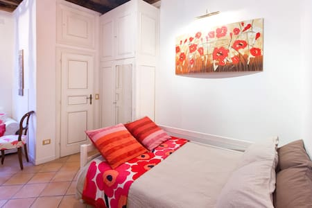 CAMPO DE' FIORI2 APARTMENT & BIKES - Rome - Appartement