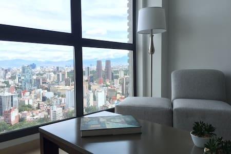 Suite Polanco vista panorámica! - Ciudad de México - Departamento