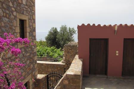 Casa Bella Vista Studio - Monemvasia - Dorm