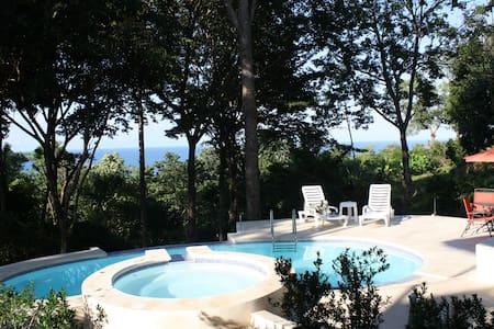 Villa Cocobolo - Private Ocean View - Playa Hermosa - Manzanillo Beach Rd, Costa Rica - Villa