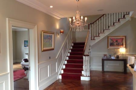 Double room,  Clontarf Castle - Casa