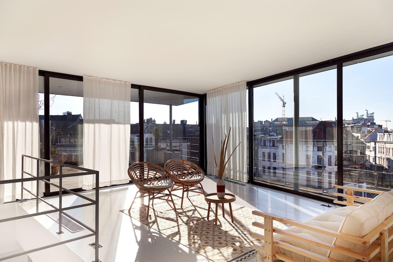The top 20 lofts for rent in antwerp   airbnb: loft antwerpen