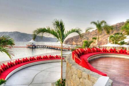B Privilege Acapulco Pichilingue - Acapulco - Wohnung
