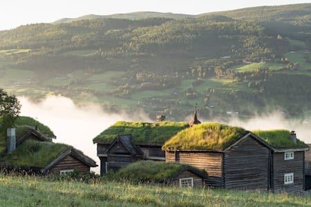 "Eventyr-gard i Jotunheimen ""Eldhuset"" - Vågå"
