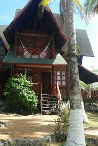 Cabaña frente al mar - Sommerhus/hytte