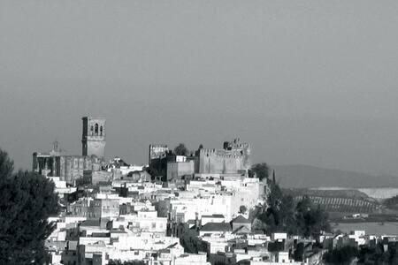 A UNIQUE HOME IN THE OLD TOWN.. - Arcos de la Frontera - Talo