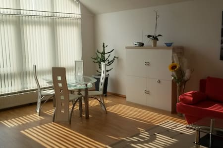 Licht und Weser  /  Studio in der Sonne - Appartement