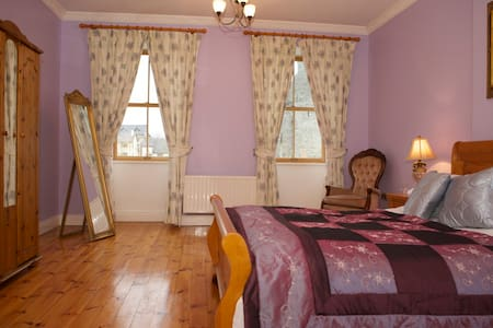 Irish village B&B Leighlinbridge.