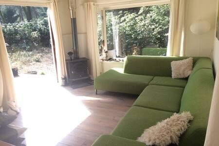 Idylic forest house Veluwe - Chalet