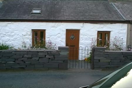 Quarrymans Cottage Snowdonia border - Talo
