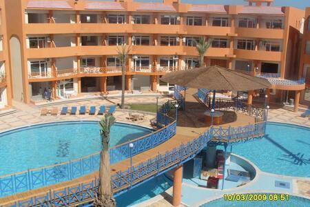 Amazing apartment in Hurghada
